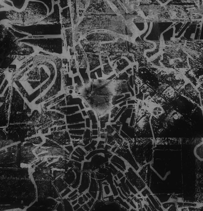 Iris Bournazou. Digital Art. SART Scholarship. Tempo Zulu Conceptual Map