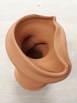 Angelos Sotiriou, ceramic vessel 1