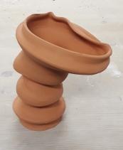 Angelos Sotiriou, ceramic vessel 2