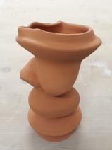 Angelos Sotiriou, ceramic vessel 3