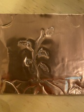 Fernando Torralba, Silversmithing, Project 1 - Low Relief 3
