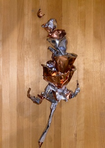 Fernando Torralba, Silversmithing, Project 2 - 3D Metal Jewel 2