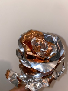 Fernando Torralba, Silversmithing, Project 2 - 3D Metal Jewel