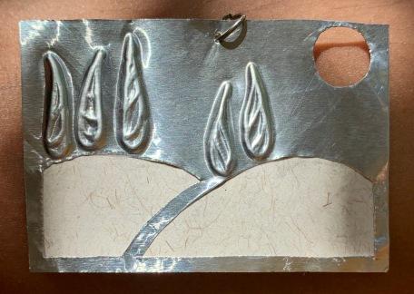 Mira Tiwari, Silversmithing,