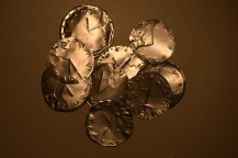 Myrto Patramani, Silversmithing, Watches, Bas-relief 10