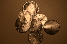Myrto Patramani, Silversmithing, Watches, Bas-relief 3