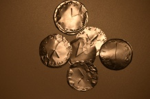 Myrto Patramani, Silversmithing, Watches, Bas-relief 4