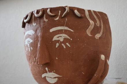 Mytro Patramani, Ceramics 9