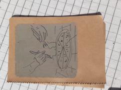 Mytro Patramani, Ceramics, Sketchbook 10