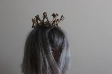 Rozalia Tegougianni, Silversmithing, CORONA end alien