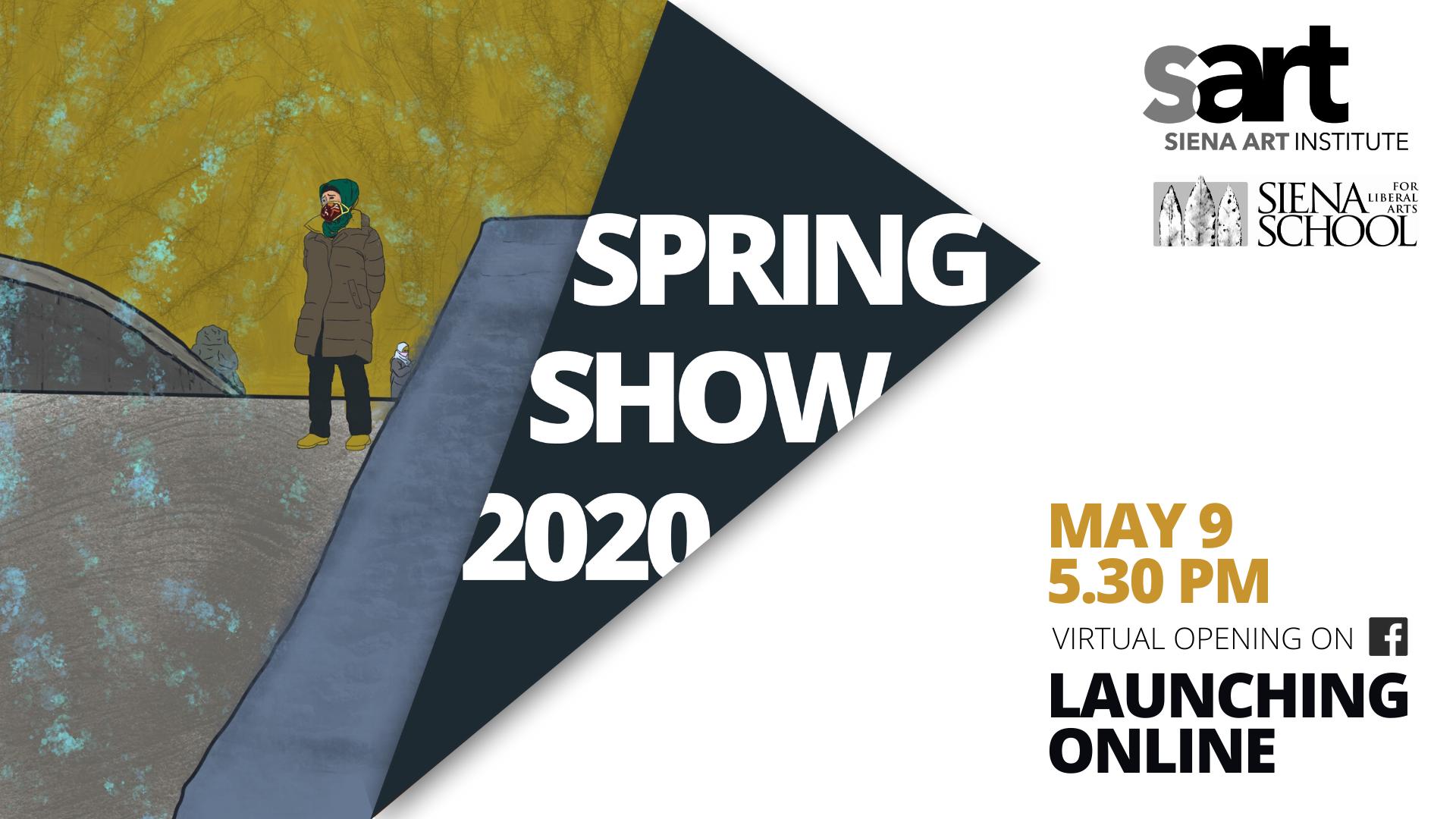 Spring show cover evento
