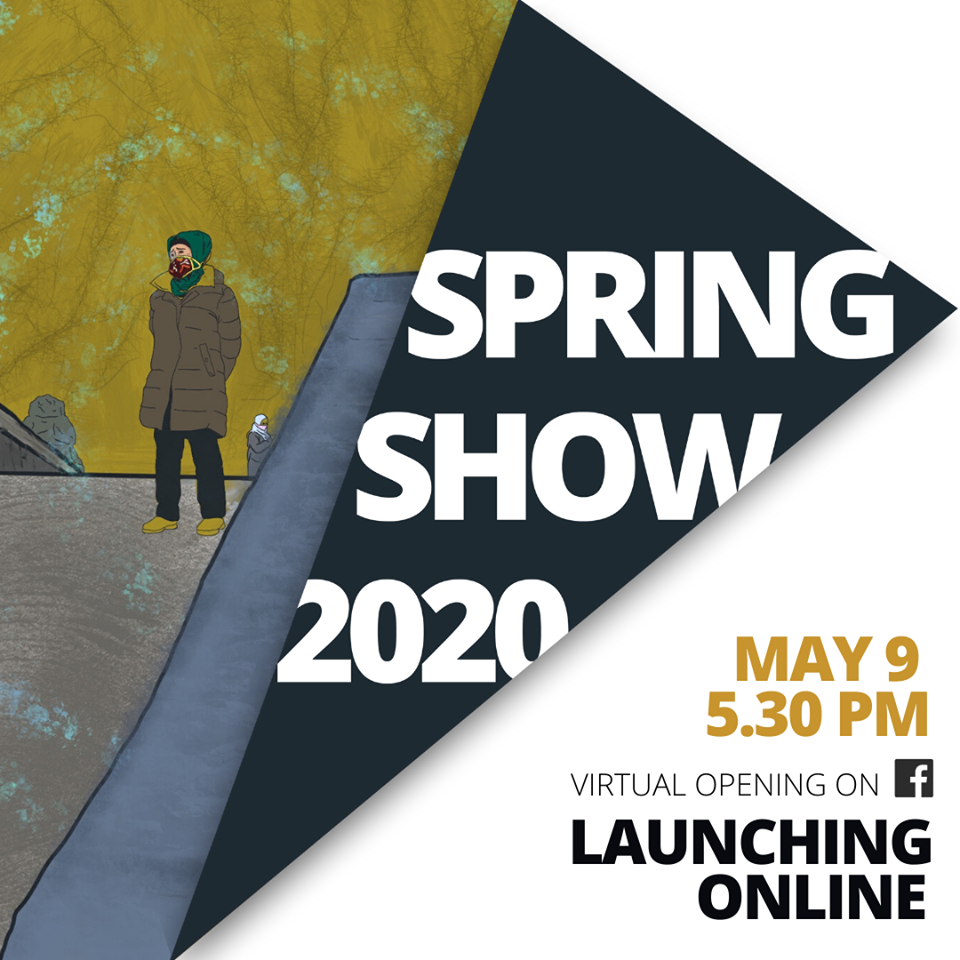 Spring Show invite square